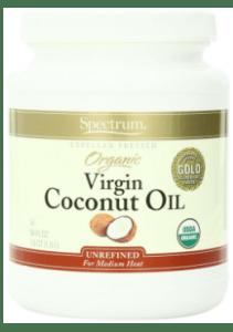 ヴァージンココナッツオイル種類と効能