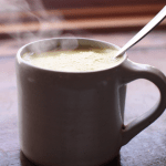 ココナッツオイルホットミルクレシピ