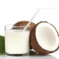 ココナッツミルク飲み方レシピ