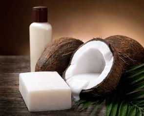 手作りココナッツオイル石鹸