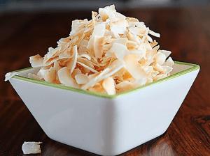 ココナッツチップス糖質