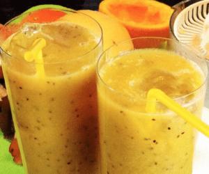 チアシードジュースレシピ