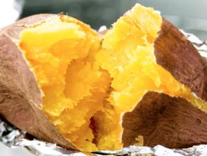 ココナッツオイル焼き芋